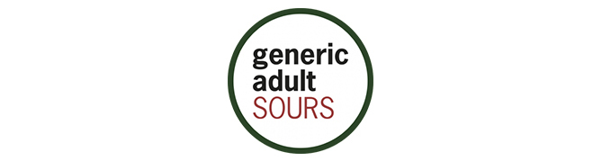 Generic Adult Sours Premium E-Liquid